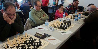 6a ronda del campeonato absoluto de ajedrez2