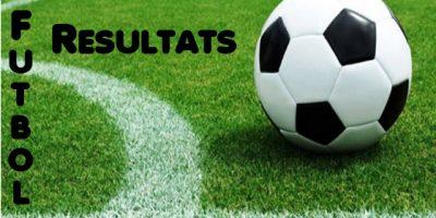 Resultats futbol Menorca