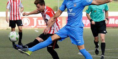 Futbol 3ª Balear CE Mercadal -Formentera