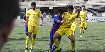 Futbol LNJ 16-17 CD Menorca-La Salle
