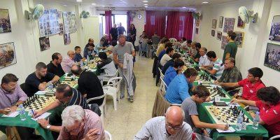 Insular individual de ajedrez absoluta Es castel 2016