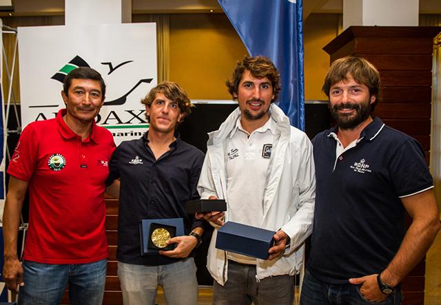 Jordi Triay Lluís Mas-Cto Balears Snipe