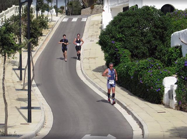 Triatló Olímpic de Menorca- Cala'n Porter