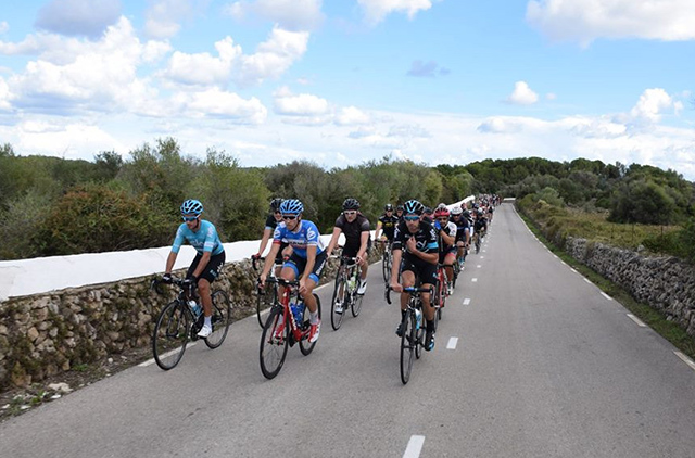 Volta Cicloturista Internacional a Menorca1-dia2
