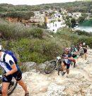 La Volta a Menorca en BTT 2018 cuelga el cartel de completo
