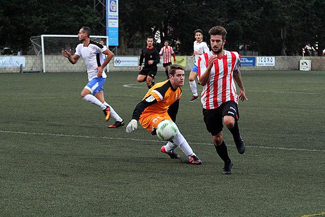 Futbol 3ª 16-17 Mercadal -Molinar