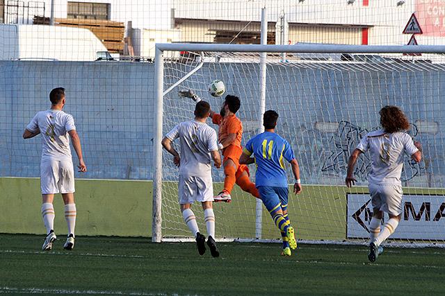 Futbol 3ª 16-17 Penya Ciutadella -Felanitx