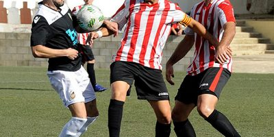 Futbol 3ª Balear CE Mercadal-Constancia