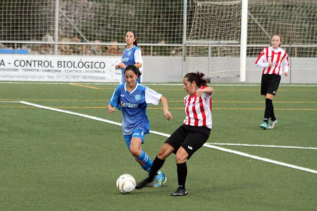 Futbol-LAF Sporting Mahón-AtJesus