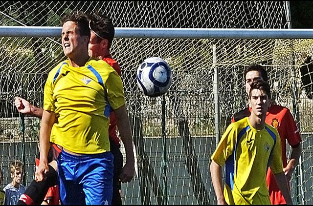 Futbol LNJ 16-17 AtVillacarlos-Mallorca
