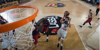 Llull paliza al Barça en Euroliga