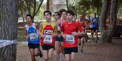 2º cross de la Challenge Menorca 2016-17