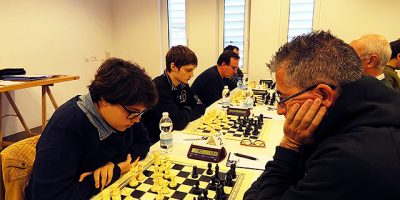 Ajedrez -Campeonato individuales de Menorca-Es Mercadal