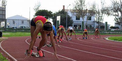 Atletismo-segundo control pista