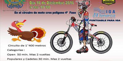 DETALLES DE ADJUNTOS CARTEL-CARRERA-Ciclista-El-Pavo-2016