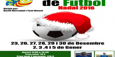 Cartell Campus Nadal-2016