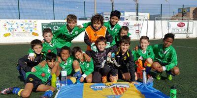 Copa Benjamines de Primera Regional de la UD Seislan