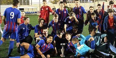 Futbol-Final Copa Juveniles 2016
