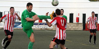 Futbol 3ª 16-17 Mercadal - Esporles