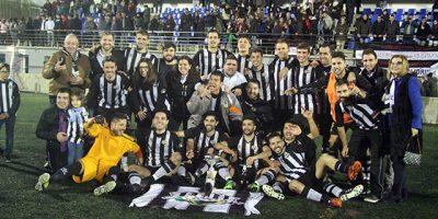 Futbol -Final Copa Regional UD Mahon-Alaior