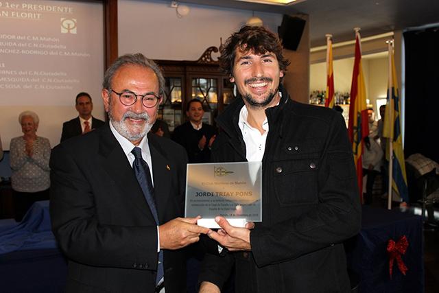 Club Marítimo de Mahón entrega trofeos - jordi-triay