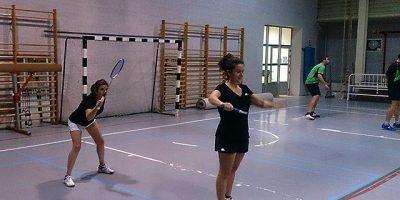 Liga interclubes de bádminton MENORCA