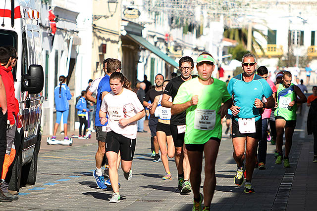 XVIII San Silvestre Illa de Menorca Sant Lluis