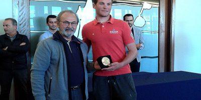 Campeonato Baleares laser radial-Joan Cardona- Ganador Absoluto