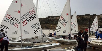 Campeonato Baleares laser radial