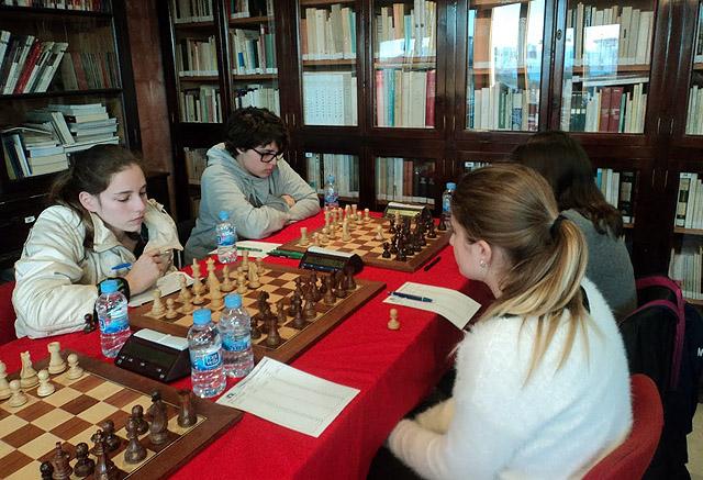 Finales Campeonato Individual Ajedrez Menorca 2017