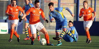 Futbol 3ª 16-17 Penya Ciutadella -Ciutat Ibiza