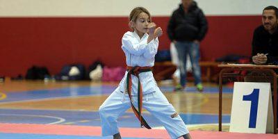 Karate-Lliga Insular escolar