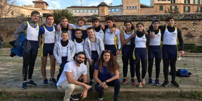 Piragüismo- palista del Club Marítimo Mahón XXXII Trofeo Sant Sebastià