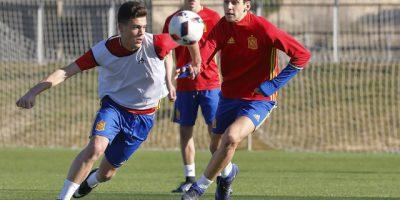 Xavi Sintes-Selección Española Sub-16