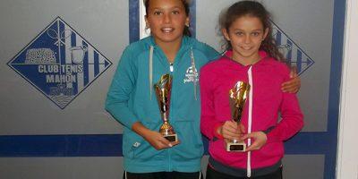 Camila Farrando y Claudia Llabrés