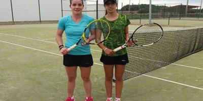 Gemma Negré y Claudia Suárez