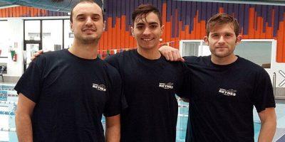 Natación- participantges menorquines en el Campeonato de España Open de Natación Máster