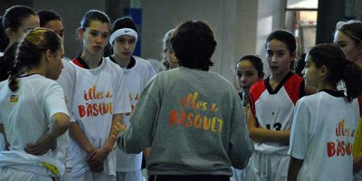 Preseleccion Mini basquet