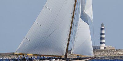 Spatan (Big Boats)-Copa del Rey de Vela Clásica