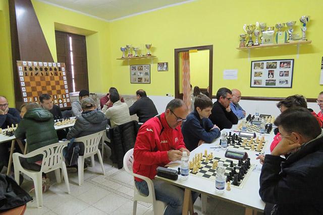 Ajedrez 6ª Ronda per Equips Menorca- Es Castell