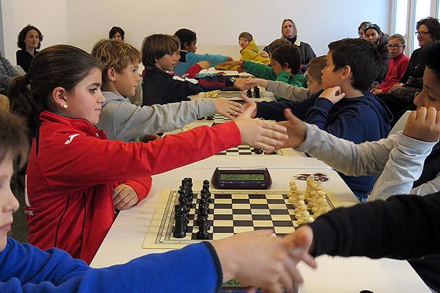 Ajedrez Escolars Menorca - 3a jornada
