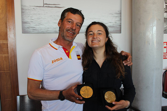 Borras-Franceschi, campeones Balear Snipe