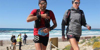 Dani Coll- María Fiol Formentera All Round Trail