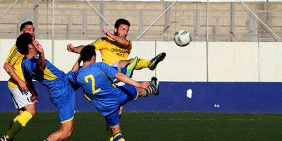 Futbol 3ª 16-17 Penya Ciutadella-Sant Rafael
