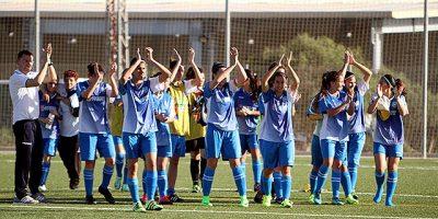Futbol fem Sporting de Mahón- Marratxí