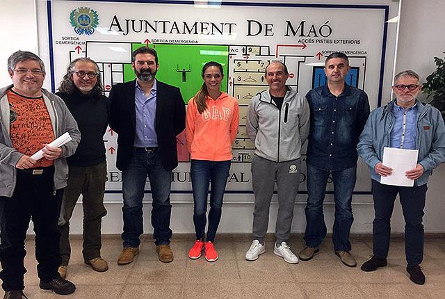 Jurats Esportistes de Maó 2017