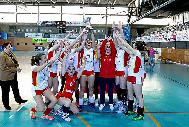 Volei-Campionat Balear Juvenil