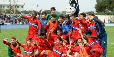 Mecup-Celebracion Espanyol sub-13