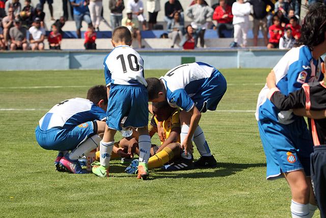 Final MecupU-11 Espanyol-Arsenal