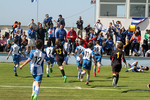 Final MecupU-11 Espanyol-Arsenal